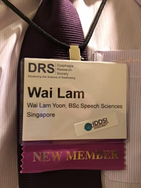 I am a new DRS Member